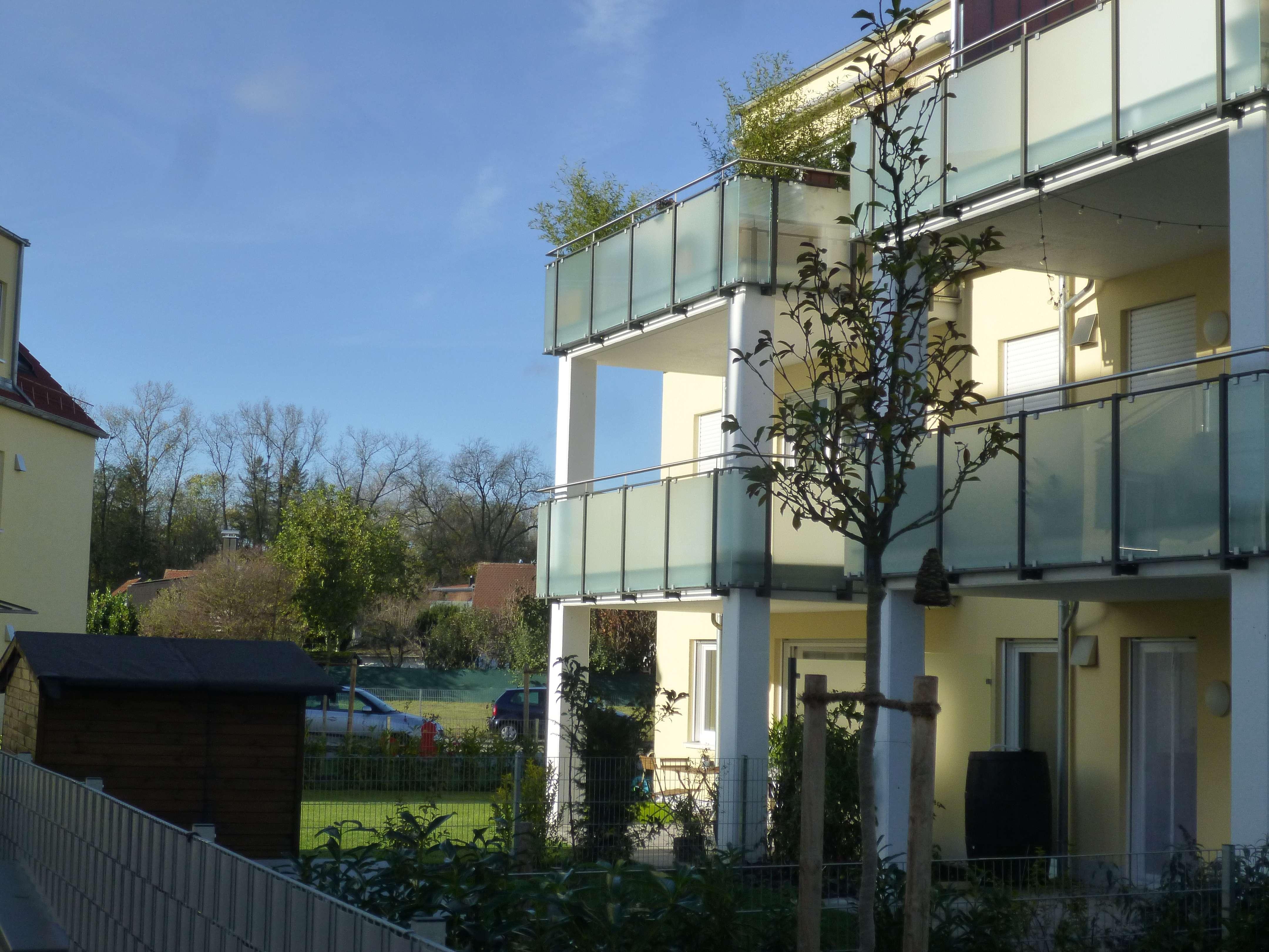 Hochwertig ausgestattete exklusive 2-Zimmer-Terrassenwohnung in Ingolstadt in Südwest (Ingolstadt)