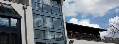 Penthouse-Wohnung mit Dachterasse in Minden Zentrum