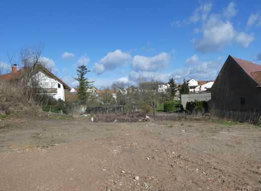 ++ Großzügiges Baugrundstück für Einfamilienhaus / Doppelhaus in idyllischer Lage am Klingbach! ++
