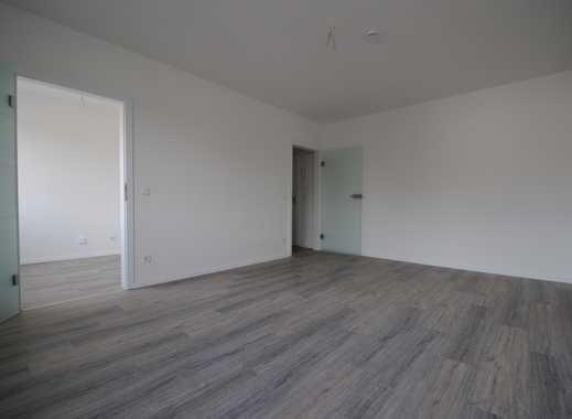 ERSTBEZUG NACH SANIERUNG: Helle Wohnung mit neuem Design-Bad, modernen Glastüren, schönen Böden, TOP
