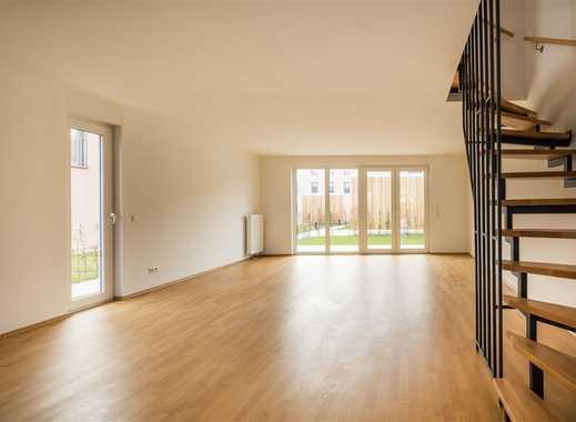 Modernes ZUHAUSE vor den Toren FRANKFURTS: Familienalltag auf großzügigen 139 m²