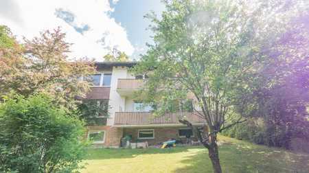 Helle 4-Zimmer-Wohnung mit großem Balkon & Gartennutzung in Coburg zu vermieten! in Ketschendorf (Coburg)