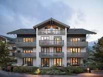 Großzügige 3-Zimmer-Wohnung mit 2 Terrassen