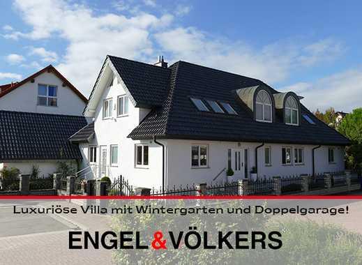 Luxuriöse Villa mit Wintergarten und Doppelgarage im Herzen von Grünstadt!