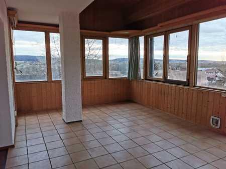 Großzügige 4-Zimmer-Wohnung mit Gartenanteil. in Bad Birnbach