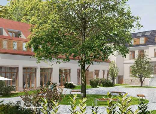+++Erdgeschoss mit Terrasse und HWR sowie Stellplatz+++