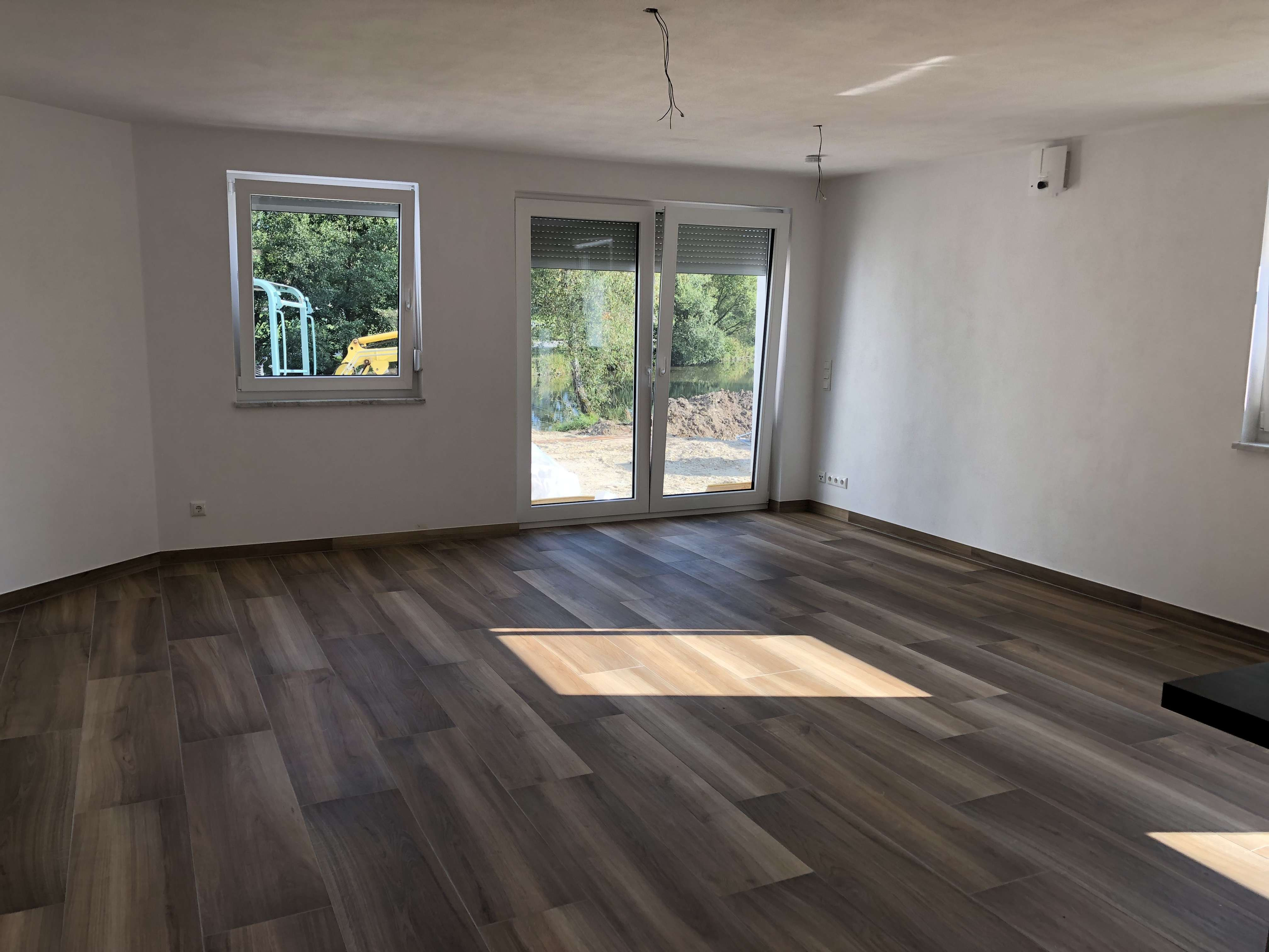 """Exklusive 3-Zimmer-Neubauwohnung im """"Loft-Stil"""" in Vilsbiburg"""