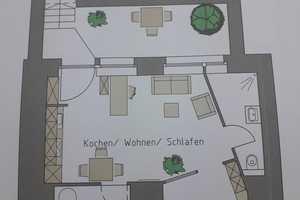1.5 Zimmer Wohnung in Karlsruhe