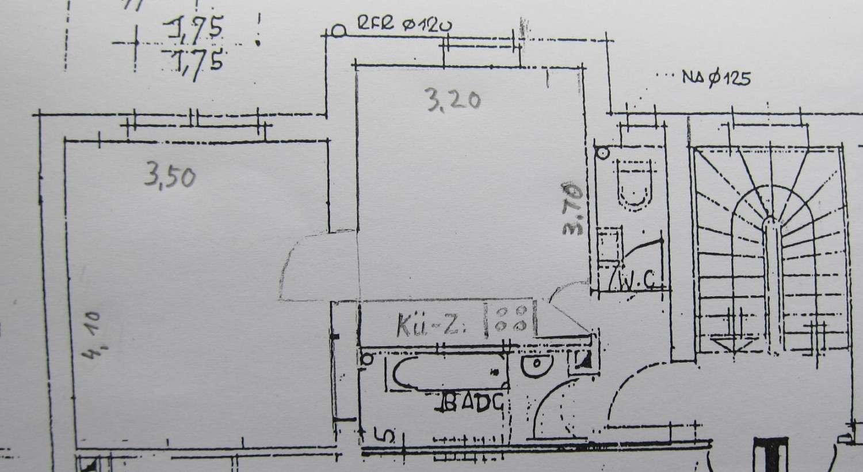 Kleine Zwei-Zimmer Wohnung in Nürnberg, Gostenhof in