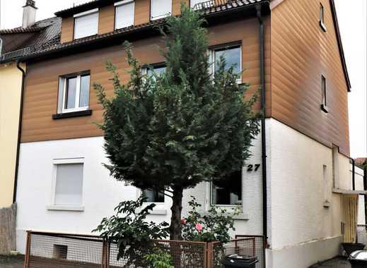 ***Doppelhaushälfte mit viel Potenzial in Söflingen***