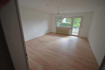 Sonnige 3-Zi-Hochparterre-Wohnung, Balkon, EBK, TG in Erlangen, Campus-Nähe in Erlangen Süd (Erlangen)