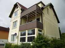 Tolle 3 Zimmer-Dachgeschosswohnung mit Balkon