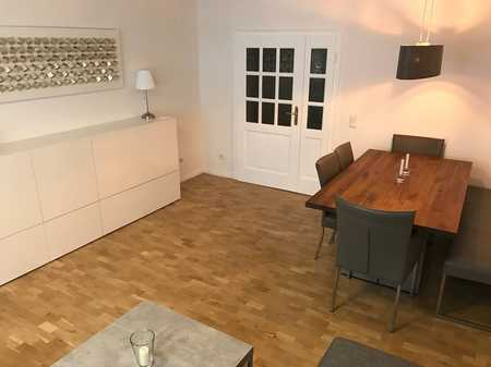 4-Raum-Wohnung mit Einbauküche in Nürnberg St. Sebald in Altstadt, St. Sebald (Nürnberg)