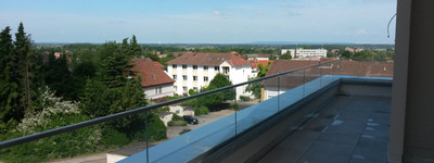 Über den Dächern von Lübbecke, Exklusive Penthouse-Wohnung