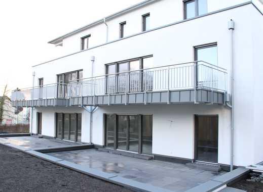 3-Zi.-Wohnung mit Aufzug, Terrasse und Garten in Top-Lage von BN-Oberkassel ***Neubau, Erstbezug***