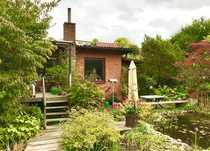 Doppelhaus-Bungalow mit