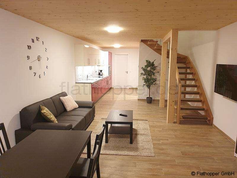 Möblierte 4-Zimmer-Wohnung in Mailling in