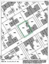 372m² Grundstück mit kleinem Abrisshaus