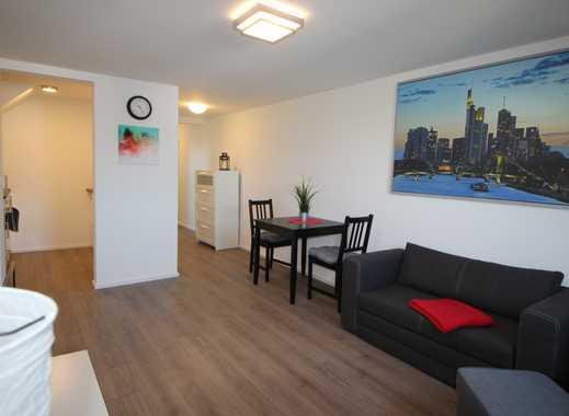 Sehr schöne, vollmöblierte und kernsanierte Wohnung zu vermieten! Erstbezug!!