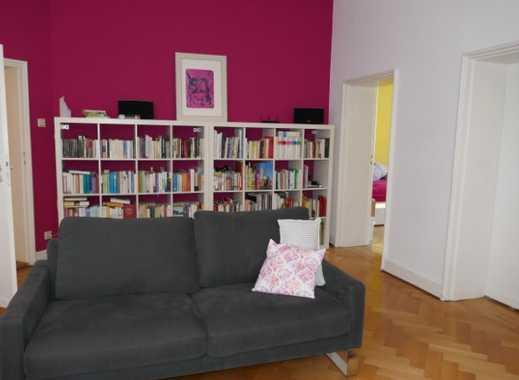 Für ein Jahr: Großzügige möblierte 5-Zimmer-Wohnung mit Balkon MA-Schwetzingerstadt/Oststadt