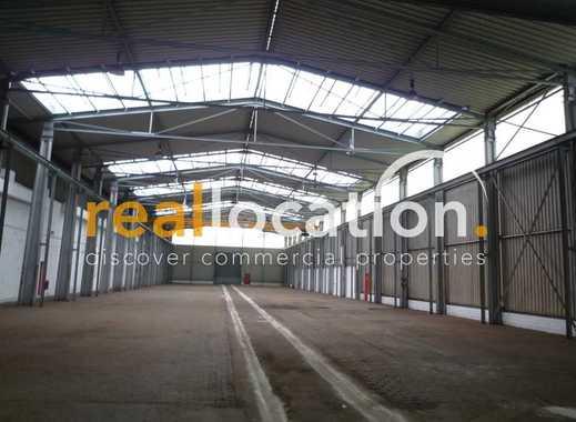 Attraktive Industriehallen und flexible Büroflächen
