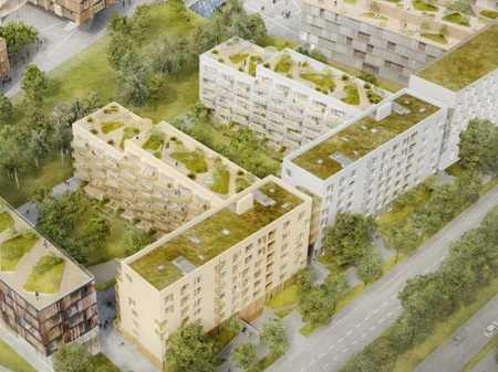 Erstbezug - Perfekte Wohnung mit edler Einbauküche und U-Bahn (U5/7/8) in Perlach (München)