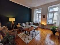 Schöne 3 Zimmer Altbauwohnung in