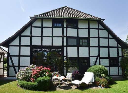 Liebevoll saniertes, denkmalgeschütztes Fachwerkhaus