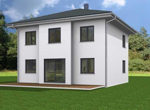 Neubau Stadtvilla in Altlandsberg mit 5 Zimmern und großem Grundstück.