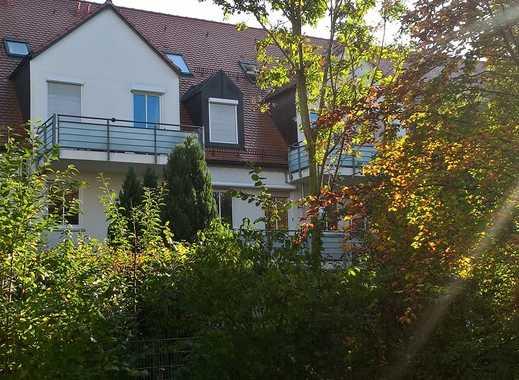 4-Zimmer-Wohnung im alten Zentrum von Kirchheim bei München
