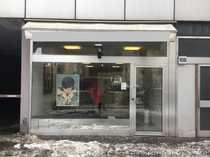 77 m² Friseur-Salon mit Ausstattung