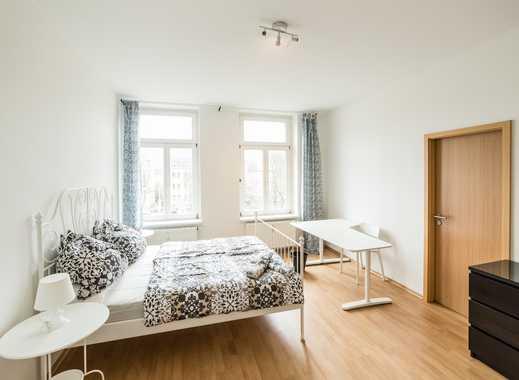 Wunderschöne, möblierte 2-Raum-Wohnung wartet auf SIE!