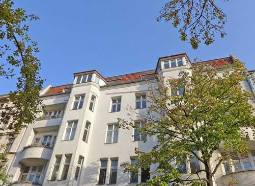 Tolles Terrassen-DG mit Aufzug und EBK - schöne Wohnlage dicht Kleistpark!