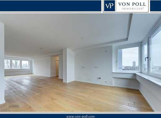 Große Wohnung mit toller Terrasse in Pempelfort