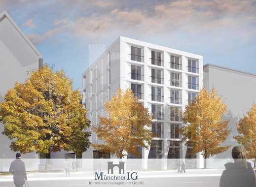 MÜNCHNER IG: Attraktives Baugrundstück für höherwertiges Gewerbe oder Wohnhaus in Obersendling !