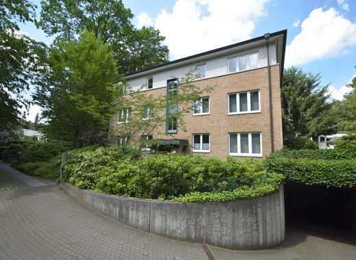 Komfortable, großzügige Wohnung mit Tiefgaragenstellplatz in Blankenese zu vermieten!