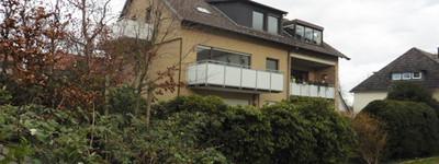 Erstbezug nach Renovierung gepflegte 3 Zimmer Wohnung mit großem Balkon in Bad Oeynhausen ? Südstadt