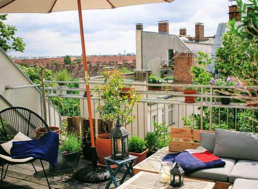 Traumwohnung mit Dachterrasse zur Zwischenmiete (Jun-Aug)