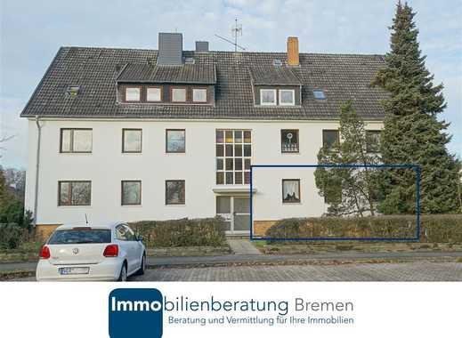 Geräumige 3-ZImmer-Wohnung im Erdgeschoss