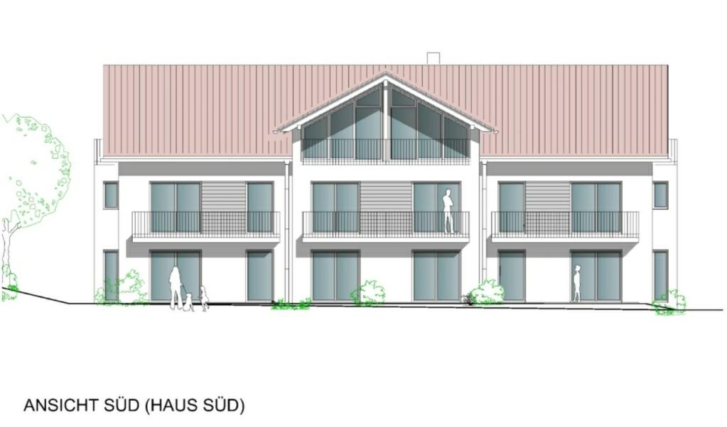 Erstbezug mit Balkon: stilvolle 2-Zimmer-Wohnung in Bruckmühl in Bruckmühl
