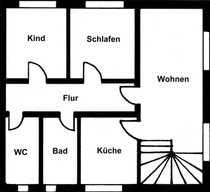 Bild Wohnen wie im Einfamilienhaus