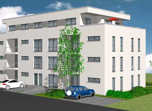 Erstbezug: exklusive 2-Zimmer-Wohnung mit Gartenanteil in bester Lage in Kehl (Schneeflären)