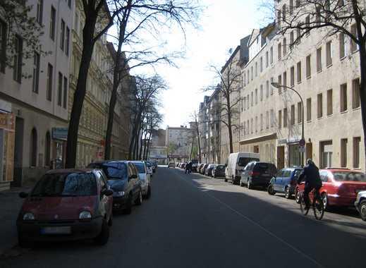 Spandau - Lynarstraße - Parkplatz