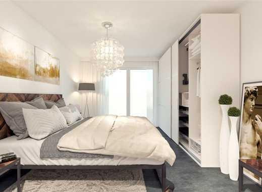 Exklusive 3-Zi.-Penthouse-ETW am Schlosspark, ca. 114m² Wfl., Terrasse, Garage, schicke Ausstattung