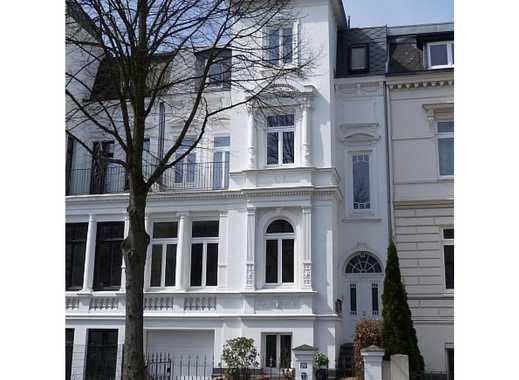 Stilvolles Stadthaus mit 339 m² Wohn-/Nutzfläche in zentraler Lage von Hamburg von privat