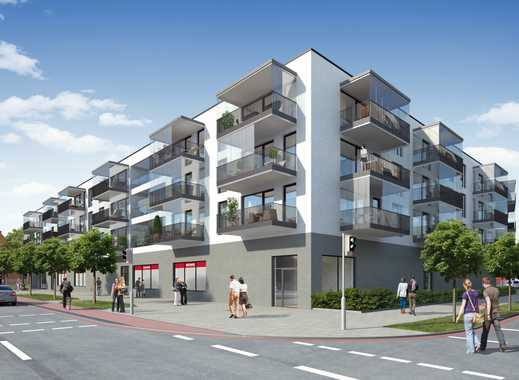 Helle 3 Zimmer Neubau-Wohnung in Findorff - Erstbezug