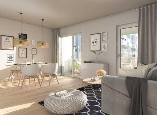 4-Zimmer-Wohnung mit perfekter Raumaufteilung und 2 Balkonen in familienfreundlicher Umgebung