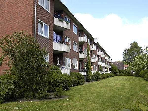 Schöne 4 Zimmer-Wohnung
