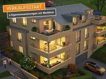 Komfortable Dachgeschoss-Wohnung mit Aufzug Balkon