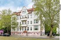 Bild Tolle Wohnung in Karlshorst im reprästentativen Altbau - bezugsfrei